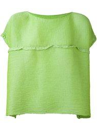блузка с вырезом-лодочкой Issey Miyake Cauliflower