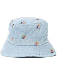 джинсовая шляпа-ведро 'Mickey' Herschel Supply Co.