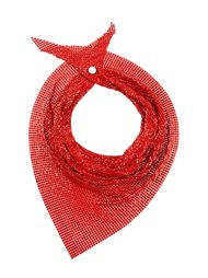 платок с блестками Paco Rabanne