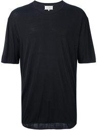 футболка свободного кроя Maison Margiela