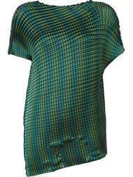 pleated T-shirt  Issey Miyake
