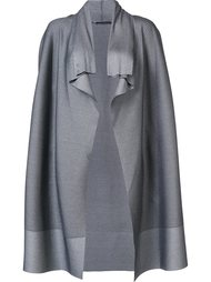 waterfall jacket  Issey Miyake