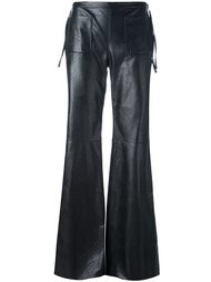 flared trousers Mm6 Maison Margiela