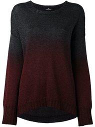 свитер с эффектом деграде Capucci
