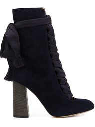 ботинки на шнуровке Chloé