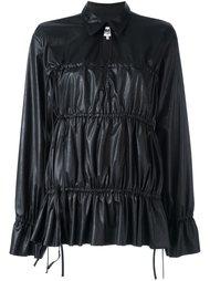 блузка на резинке  Mm6 Maison Margiela
