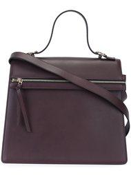сумка на плечо с откидным клапаном Victoria Beckham