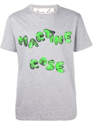 футболка 'Finger Print' Martine Rose