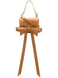 oversized bow crossbody bag Niels Peeraer