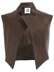 asymmetric waistcoat Aganovich