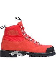 'King Cordura' boots Off-White