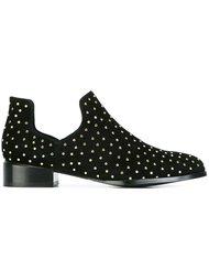 ботинки 'Dalby II' с заклепками Senso