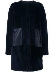 пальто на пуговицах Piazza Sempione