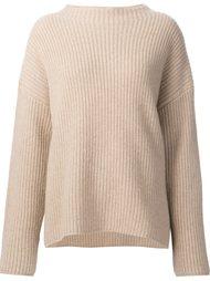 свитер с разрезами по бокам Nili Lotan