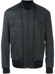 стеганая куртка-бомбер System Homme