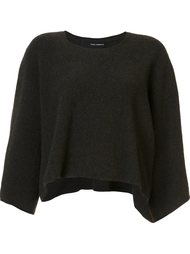 three-quarter sleeve jumper  Isabel Benenato