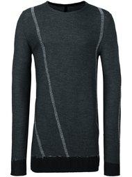 пуловер с круглым вырезом Masnada