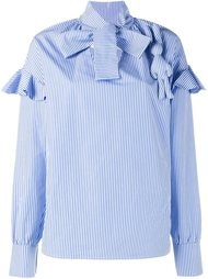 блузка с оборками  A.W.A.K.E