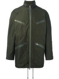 куртка с молниями J.W.Anderson