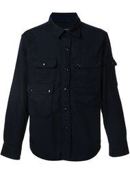 рубашка с накладными карманами Engineered Garments
