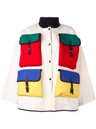 куртка свободного кроя 'Bags'  Jc De Castelbajac Vintage