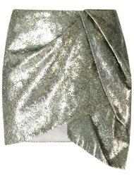 draped skirt Giuliana Romanno