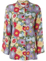floral print shirt Kenzo Vintage