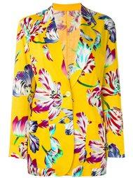 floral printed jacket Kenzo Vintage