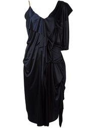 асимметричное платье Maison Margiela Vintage