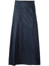 длинная юбка А-силуэта Walter Van Beirendonck Vintage