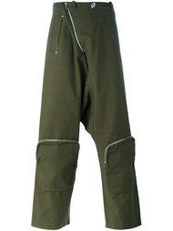 cargo trousers Walter Van Beirendonck Vintage