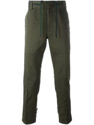 брюки чинос на шнурке Marc Jacobs