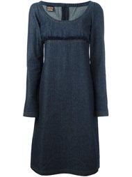 джинсовое платье А-силуэта Walter Van Beirendonck Vintage