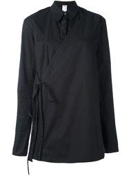 блузка с запахом Damir Doma