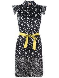 платье с узором  I'M Isola Marras