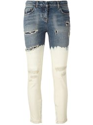 dip-dye skinny jeans Faith Connexion