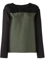 блузка расцветки колор блок Steffen Schraut