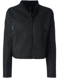 дубленая куртка на молнии Isabel Benenato