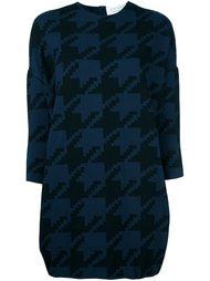 платье в ломаную клетку  Gianluca Capannolo