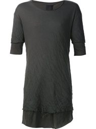 многослойная футболка Thom Krom