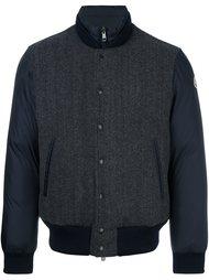 двухсторонняя куртка-бомбер  Moncler