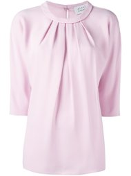 блузка со сборками Gianluca Capannolo