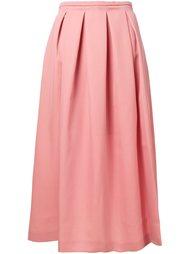 юбка со складками Rochas