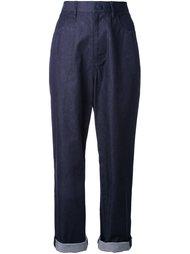 укороченные джинсы Enföld