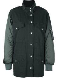 удлиненная куртка-бомбер  Alexander Wang