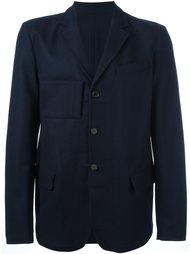 пиджак с асимметричным карманом Marni