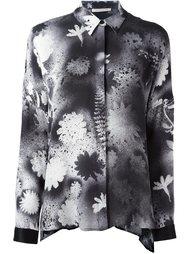 блузка с принтом Christopher Kane