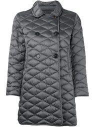 двубортное стеганое пальто  'S Max Mara