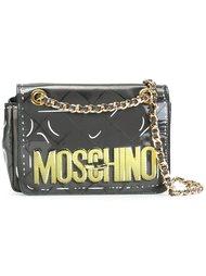 сумка на плечо 'Letters' Moschino