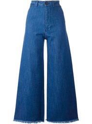 широкие джинсы  Masscob
